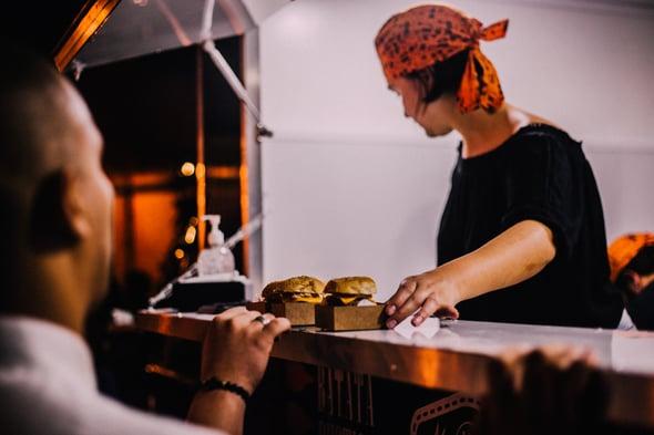 idea de negocio para invertir dinero - food truck