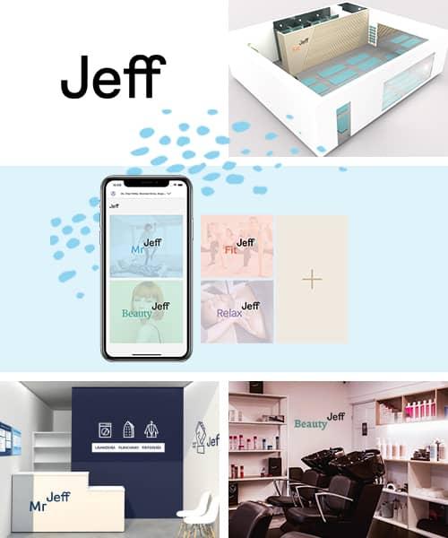 franquicias jeff - ecosistema de servicios
