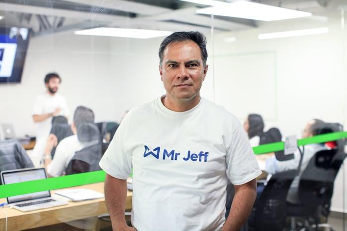 opiniones de los socios - franquicia mr jeff portales