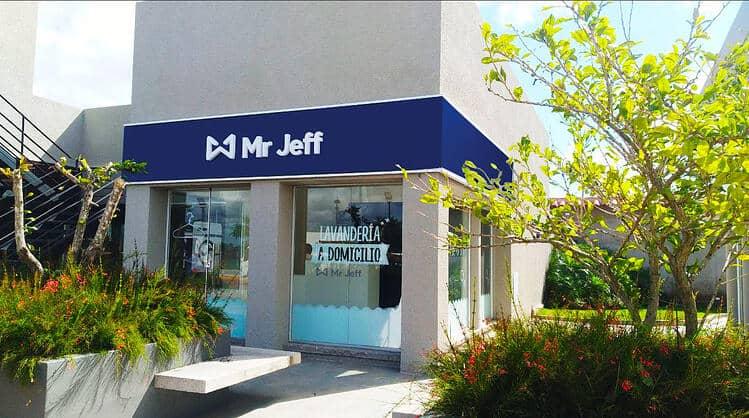 franquicias de lavanderia Mr Jeff